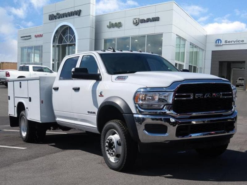 2019 Ram 5500 Crew Cab DRW 4x4, Knapheide Service Body #R583144 - photo 1