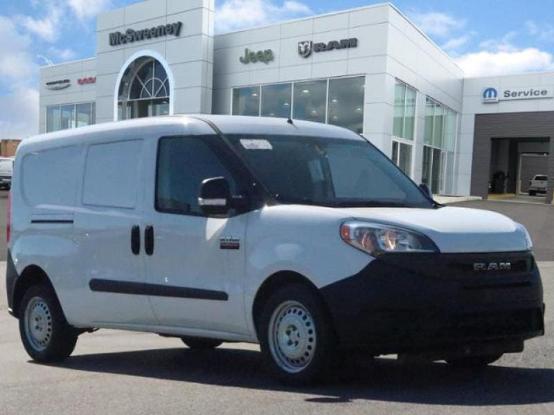 2019 Ram ProMaster City FWD, Empty Cargo Van #RN40235 - photo 1