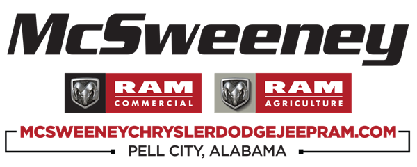 McSweeney Chrysler Dodge Jeep Ram logo