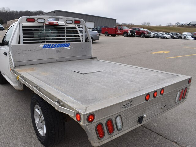 2009 Ram 1500 Regular Cab 4x2, Platform Body #CK190B - photo 7