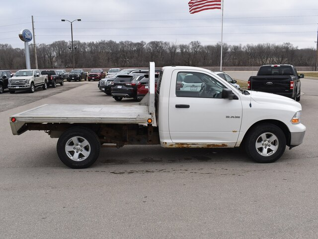 2009 Ram 1500 Regular Cab 4x2, Platform Body #CK190B - photo 11