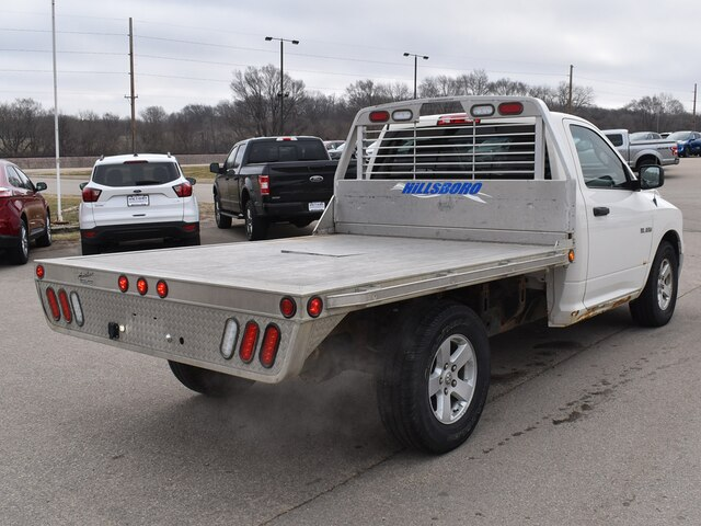 2009 Ram 1500 Regular Cab 4x2, Platform Body #CK190B - photo 12