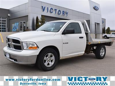 2009 Ram 1500 Regular Cab 4x2, Platform Body #CK190B - photo 1