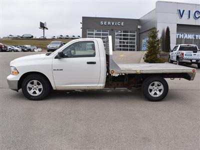 2009 Ram 1500 Regular Cab 4x2, Platform Body #CK190B - photo 3