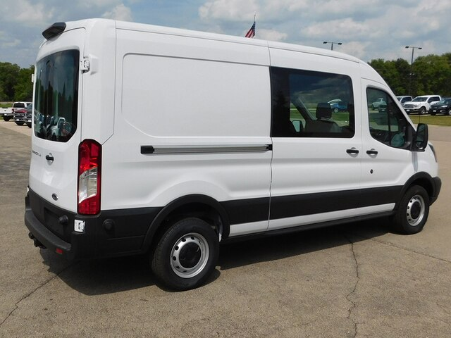 2019 Transit 250 Med Roof 4x2,  Empty Cargo Van #CK193 - photo 11