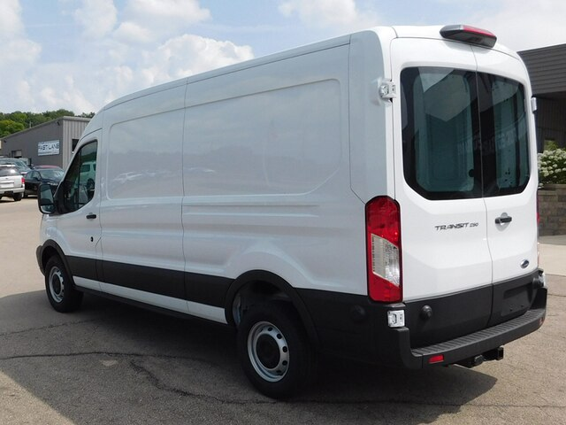 2019 Transit 250 Med Roof 4x2,  Empty Cargo Van #CK193 - photo 5