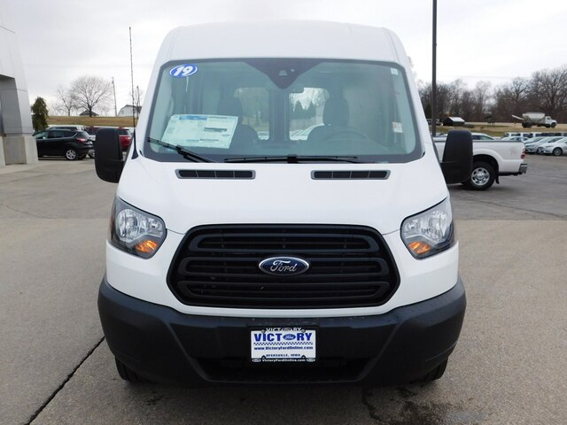 2019 Transit 250 Med Roof 4x2,  Empty Cargo Van #CK284 - photo 23