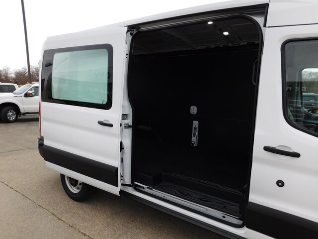 2019 Transit 250 Med Roof 4x2,  Empty Cargo Van #CK284 - photo 7