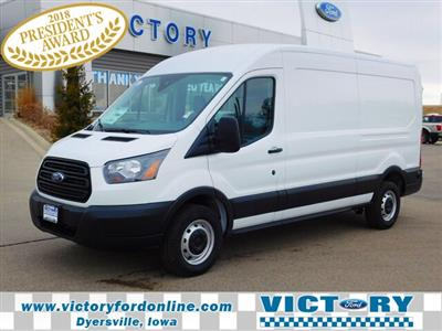 2019 Transit 250 Med Roof 4x2,  Empty Cargo Van #CK284 - photo 1