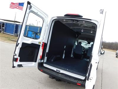 2019 Transit 250 Med Roof 4x2,  Empty Cargo Van #CK284 - photo 8