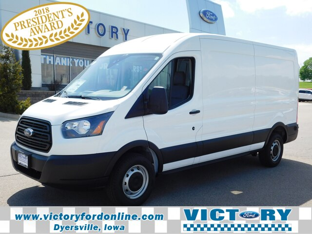 2019 Transit 250 Med Roof 4x2, Empty Cargo Van #CK378 - photo 1