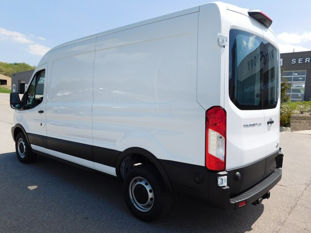 2019 Transit 250 Med Roof 4x2, Empty Cargo Van #CK378 - photo 4