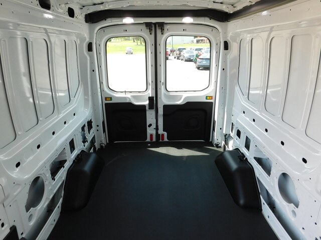 2019 Transit 250 Med Roof 4x2, Empty Cargo Van #CK378 - photo 8