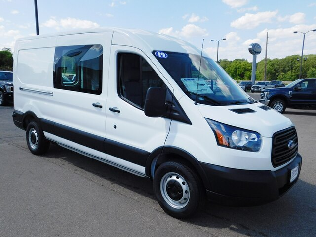 2019 Transit 250 Med Roof 4x2, Empty Cargo Van #CK515 - photo 12
