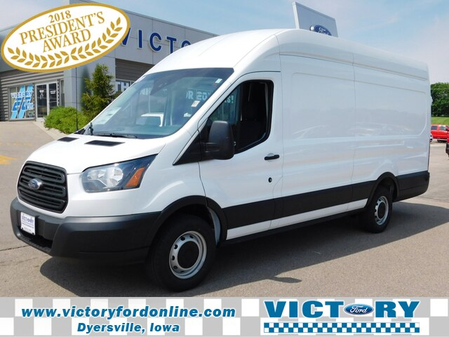 2019 Transit 350 High Roof 4x2,  Empty Cargo Van #CK568 - photo 1