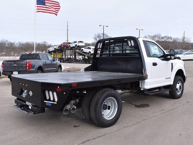 2019 F-350 Regular Cab DRW 4x4, CM Truck Beds Platform Body #CK801 - photo 12