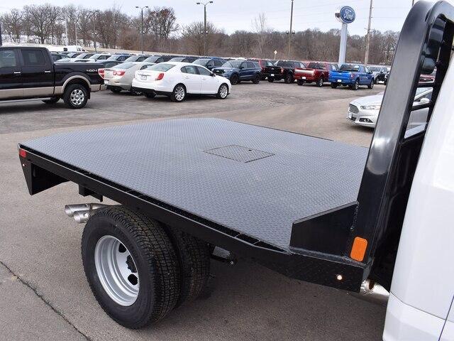 2019 F-350 Regular Cab DRW 4x4, CM Truck Beds Platform Body #CK801 - photo 6