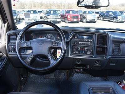 2005 Silverado 2500 Crew Cab 4x4, Pickup #CK823B - photo 14