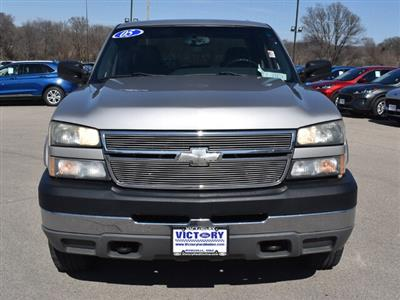 2005 Silverado 2500 Crew Cab 4x4, Pickup #CK823B - photo 21