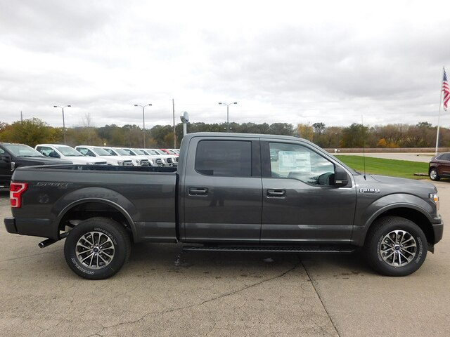2020 F-150 SuperCrew Cab 4x4, Pickup #CL056 - photo 17