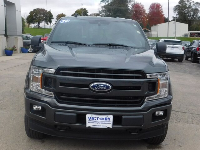 2020 F-150 SuperCrew Cab 4x4, Pickup #CL056 - photo 29