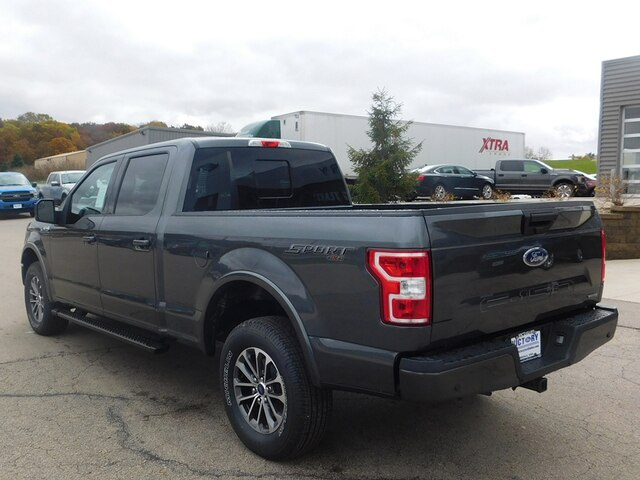 2020 F-150 SuperCrew Cab 4x4, Pickup #CL056 - photo 2