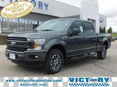 2020 F-150 SuperCrew Cab 4x4, Pickup #CL056 - photo 1