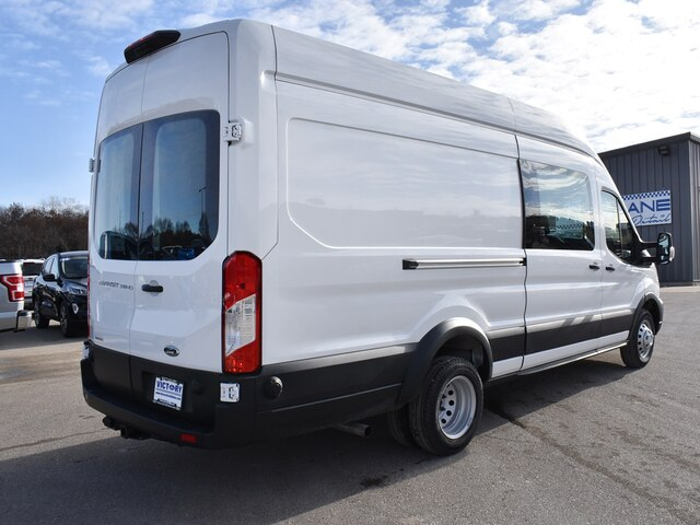 2020 Transit 350 HD High Roof DRW RWD, Empty Cargo Van #CL070 - photo 14