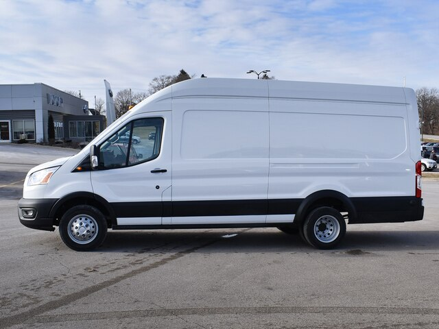 2020 Transit 350 HD High Roof DRW RWD, Empty Cargo Van #CL070 - photo 3