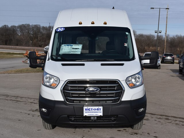 2020 Transit 350 HD High Roof DRW RWD, Empty Cargo Van #CL070 - photo 21