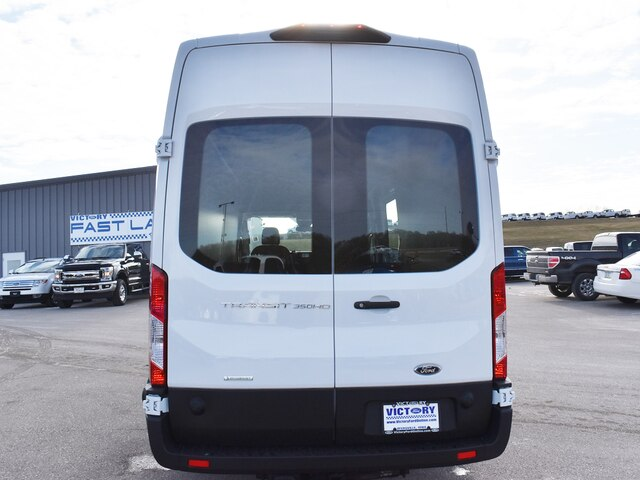 2020 Transit 350 HD High Roof DRW RWD, Empty Cargo Van #CL070 - photo 22
