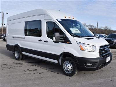 2020 Transit 350 HD High Roof DRW RWD, Empty Cargo Van #CL070 - photo 12