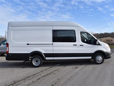 2020 Transit 350 HD High Roof DRW RWD, Empty Cargo Van #CL070 - photo 13