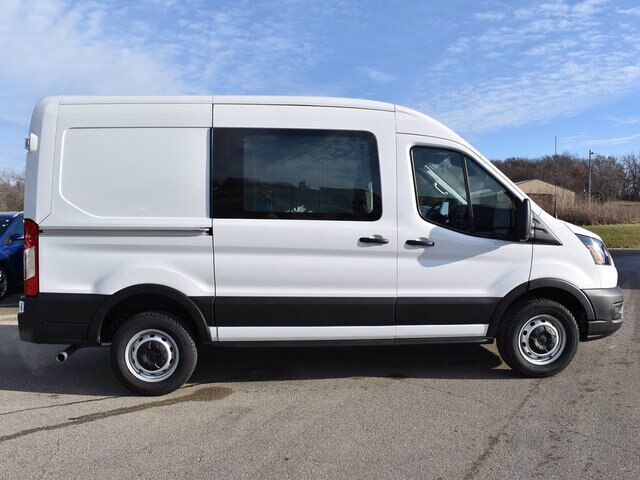 2020 Transit 250 Med Roof RWD, Empty Cargo Van #CL073 - photo 12