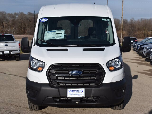 2020 Transit 250 Med Roof RWD, Empty Cargo Van #CL073 - photo 20