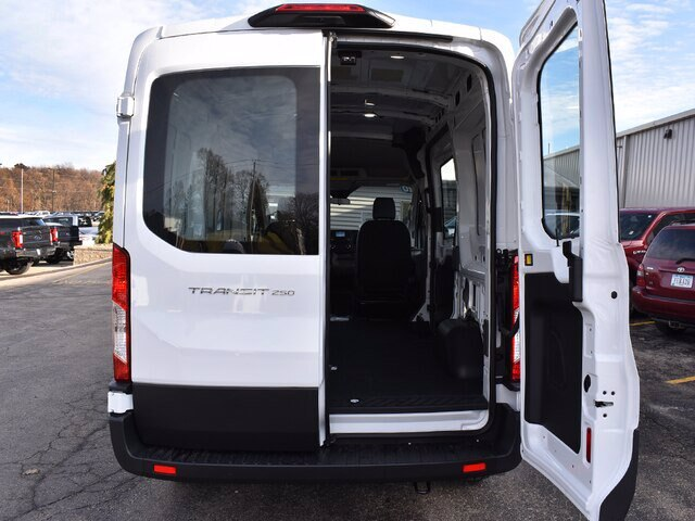 2020 Transit 250 Med Roof RWD, Empty Cargo Van #CL073 - photo 22