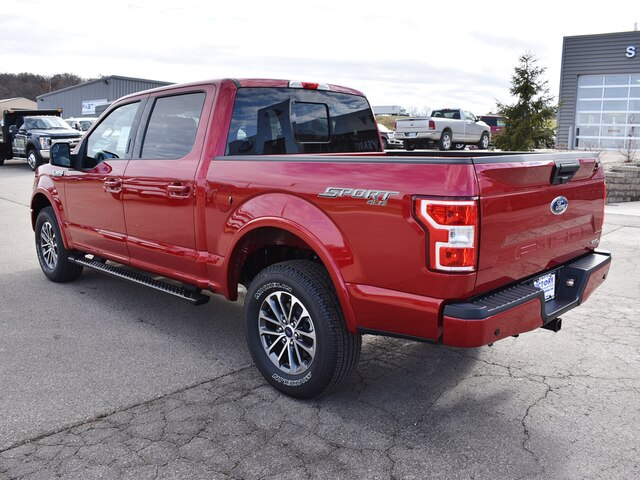 2020 F-150 SuperCrew Cab 4x4, Pickup #CL076 - photo 2