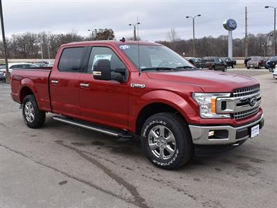 2020 F-150 SuperCrew Cab 4x4, Pickup #CL149 - photo 10