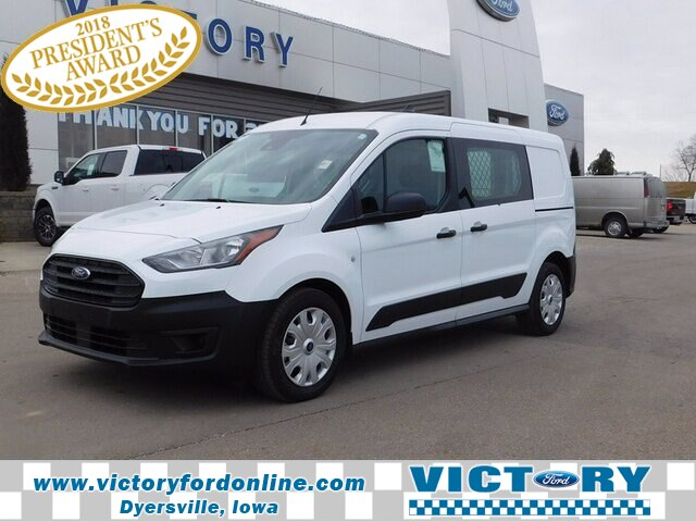 2020 Ford Transit Connect, Empty Cargo Van #CL156 - photo 1