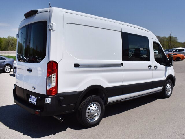 2020 Transit 250 Med Roof AWD, Empty Cargo Van #CL252 - photo 12