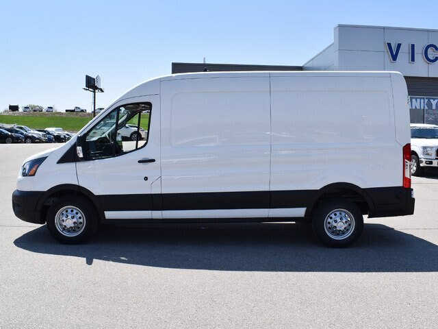 2020 Transit 250 Med Roof AWD, Empty Cargo Van #CL252 - photo 4