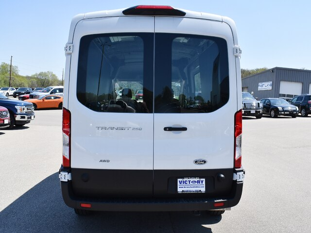 2020 Transit 250 Med Roof AWD, Empty Cargo Van #CL252 - photo 21