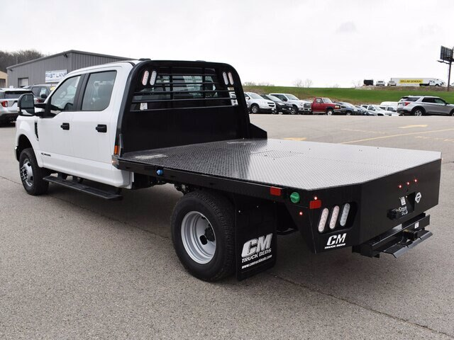 2020 F-350 Crew Cab DRW 4x4, CM Truck Beds Platform Body #CL289 - photo 1