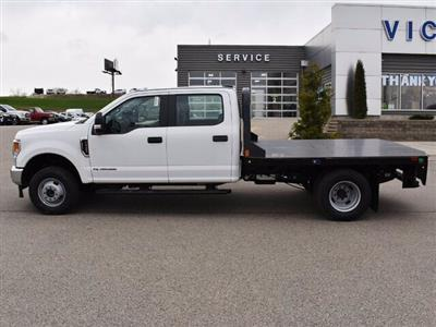 2020 F-350 Crew Cab DRW 4x4, CM Truck Beds Platform Body #CL291 - photo 3