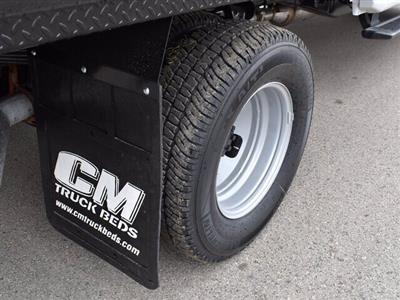 2020 F-350 Crew Cab DRW 4x4, CM Truck Beds Platform Body #CL291 - photo 9