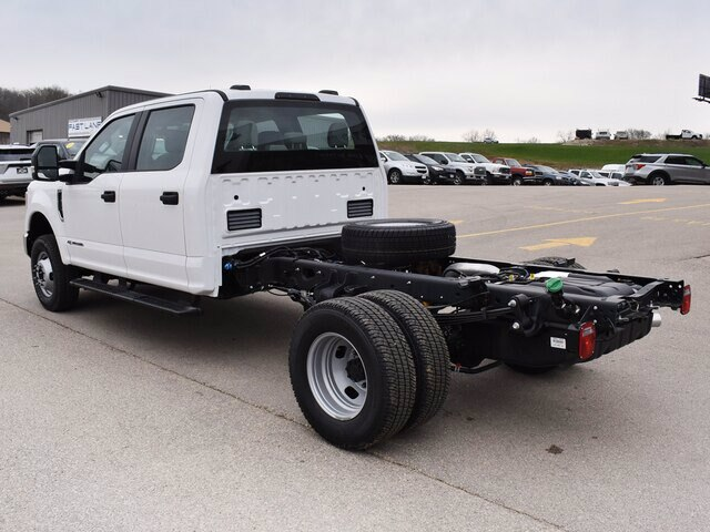 2020 F-350 Crew Cab DRW 4x4, Cab Chassis #CL306 - photo 1