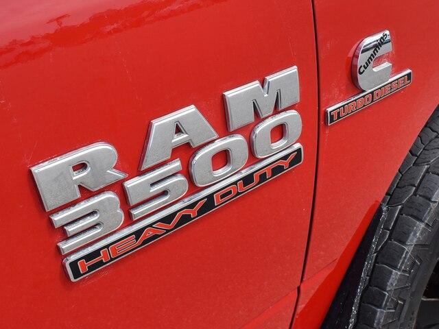 2015 Ram 3500 Regular Cab DRW 4x4, Hillsboro Platform Body #CL331A - photo 6