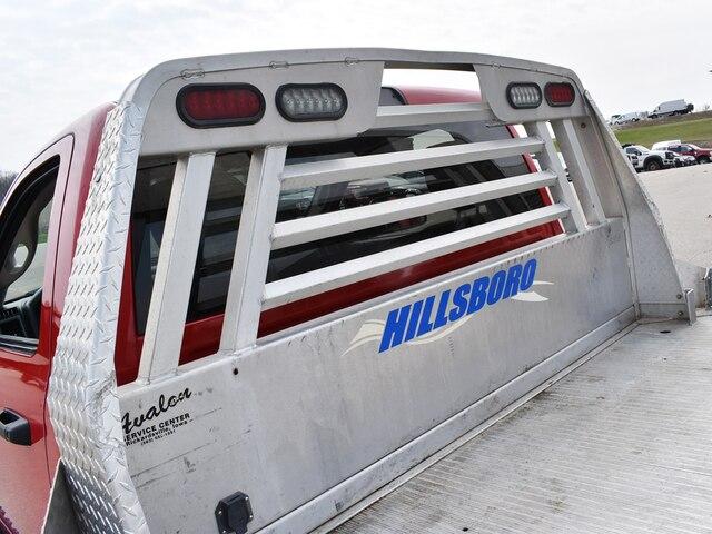 2015 Ram 3500 Regular Cab DRW 4x4, Hillsboro Platform Body #CL331A - photo 8