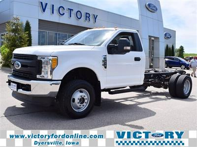 2017 F-350 Regular Cab DRW 4x4, Cab Chassis #CL345A - photo 1