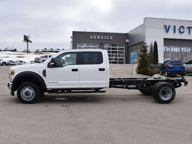2020 F-450 Crew Cab DRW 4x4, Cab Chassis #CL357 - photo 3